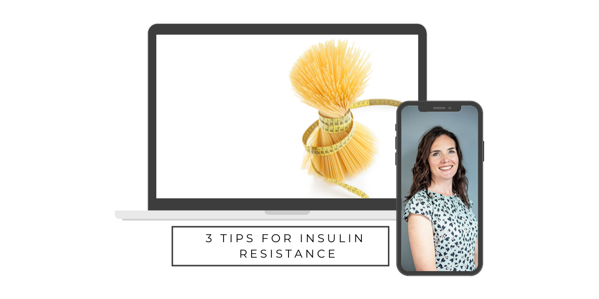 What is the best diet for someone with insulin resistance